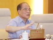 Líder parlamentario asiste a la asamblea partidista de Phu Tho
