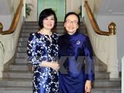 Refuerzan solidaridad mujeres vietnamitas y laosianas
