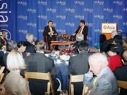 Presidente vietnamita destaca relaciones con EE.UU.