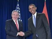 Cuba y Estados Unidos buscan avanzar hacia normalización de lazos