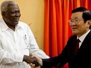 Reitera Parlamento cubano afán de estrechar nexos con Vietnam