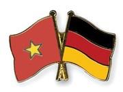 Conmemoran aniversario de nexos diplomáticos Vietnam - Alemania