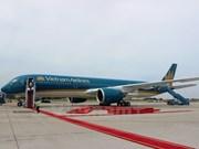 Vietnam Airlines explota Airbus A350 para rutas internacionales