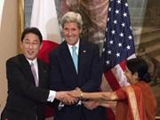 Destacan importancia de seguridad en el Indio-Pacífico