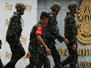 Tailandia refuerza seguridad alrededor de la embajada de China
