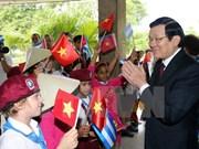 Presidente vietnamita aboga por ampliar relación económica con Cuba