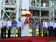 Inaugurada planta termoeléctrica An Khanh 1