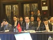 Coadyuva Vietnam en lucha de ASEAN+3 contra delincuencia