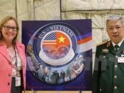 Resaltan eficiente cooperación en defensa Vietnam- EE.UU.