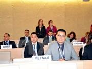 Vietnam participa en trigésima sesión de Consejo de Derechos Humanos