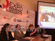 Participa Vietnam en exposición industrial en Argentina
