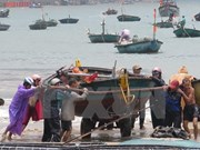 Mantiene alerta Vietnam ante la aproximación de la tormenta Mujigae