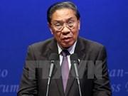 Presidente laosiano recibe la Orden José Martí