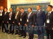 Vietnam asiste al Foro Judicial de Asia Pacífico en Rusia
