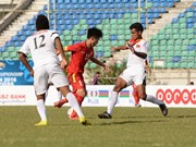Vietnam en puerta a ronda final de Torneo asiático de futbol sub 19