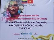 En Hanoi exposición fotográfica sobre mujeres venezolanas
