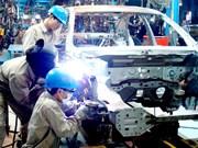 Producción industrial mantiene nivel de crecimiento
