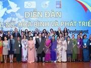 Celebran en Hanoi Foro internacional para empoderamiento de mujeres