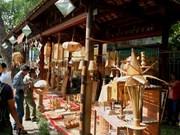 Abierto Festival cultural-turístico de gremios en Hanoi