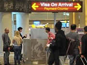 Beneficiados 75 estados con exoneración de visa de Indonesia