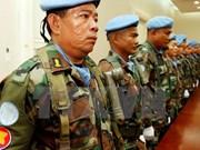 Intercambian experiencias funcionarios de fuerzas de paz de ASEAN