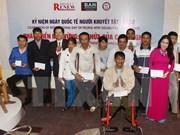 Vietnam establece comité sobre personas con discapacidad