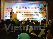 ASEAN por asegurar desarrollo sostenible de energía