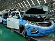 Incrementan ventas automovilísticas en Vietnam