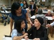 Seleccionan enfermeros vietnamitas a trabajar en Japón