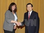 Saludan cooperación Vietnam-Alemania en educación