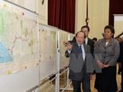 Cambodia circula públicamente mapa sobre frontera con Vietnam
