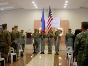 Realizan Filipinas y Estados Unidos maniobras conjuntas