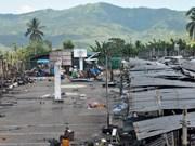 Por lo menos 10 reos mueren por incendio de cárcel en Filipinas