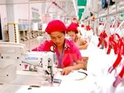 Sector textil de Vietnam después de la entrada al TPP
