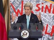 E.UU. apoya a Malasia en lucha contra EI