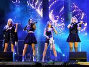 """""""Spice Girls"""" de música clásica calienta Festival Monzón"""