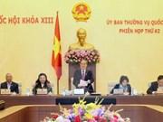 Economía en el foco del Parlamento de Vietnam