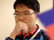 Ajedrecista vietnamita en primer lugar en Torneo Millonario en EE.UU.