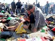 Condena fuertemente Vietnam ataque con bombas en Ankara
