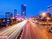 Hanoi, ciudad de luces, ciudad que nunca duerme