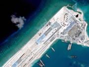 EE.UU. patrullará cerca de islas construidas ilegalmente en Mar Orient