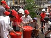 Ensayan en ciudades vietnamitas plan de prevención contra desastres