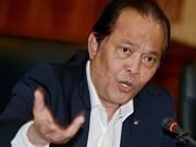 FIFA suspende a presidente de Federación tailandesa de Fútbol