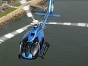 Hallan sobreviviente del naufragio de helicóptero en Indonesia