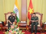 Vietnam e India fortalecen cooperación militar