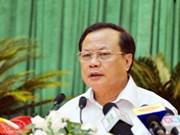Comité partidista de Hanoi convoca vigésimo tercera reunión