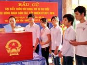 PNUD y Oxfam estudian participación ciudadana en elecciones en Vietnam