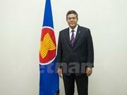 Diplomático tailandés nombrado subsecretario general de ASEAN