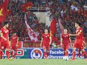 Cae otra vez selección vietnamita de futbol frente a Tailandia