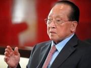 Cambodia destaca desafíos y oportunidades de Comunidad de ASEAN